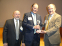 2011 Frederick Heldring Global Leadership Award Presented to Hon. Thomas Kean, Former Governor of New Jersey