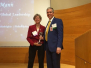 GIC Presents Catherine L Mann with the Frederick Heldring Award