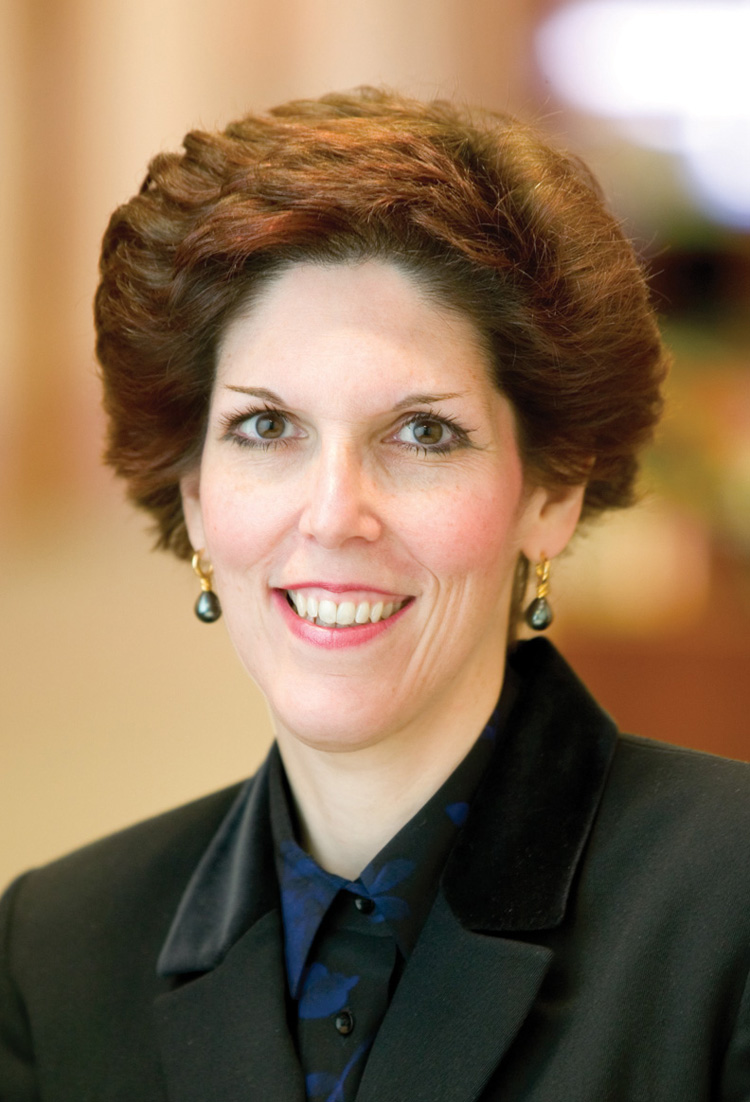 Loretta Mester, Ph.D.