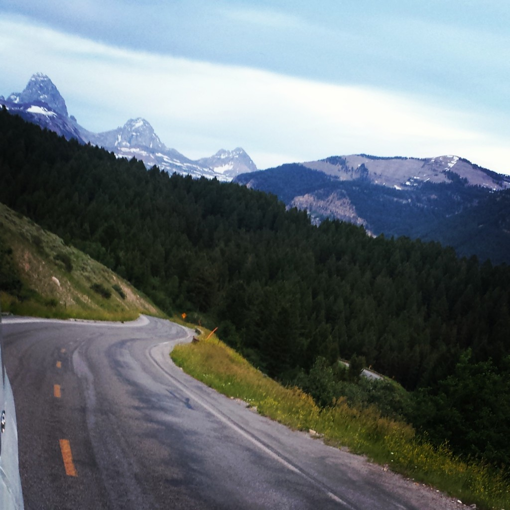The Ride to Grand Targhee