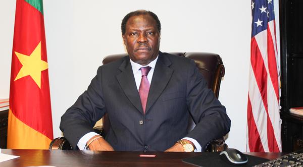 H.E. Henri Etoundi Essomba
