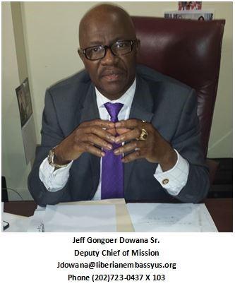 Jeff Gongoer Dowana, Sr.